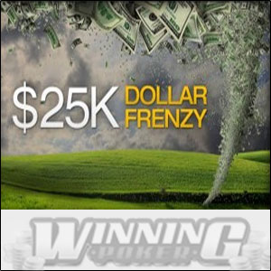 Carbon Poker Reload Bonus with Free Frenzy Ticket